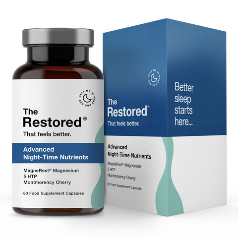 The Restored - Advanced Night-Time Nutrients