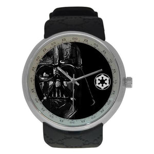 Darth Vader Men's Resin Strap Watches