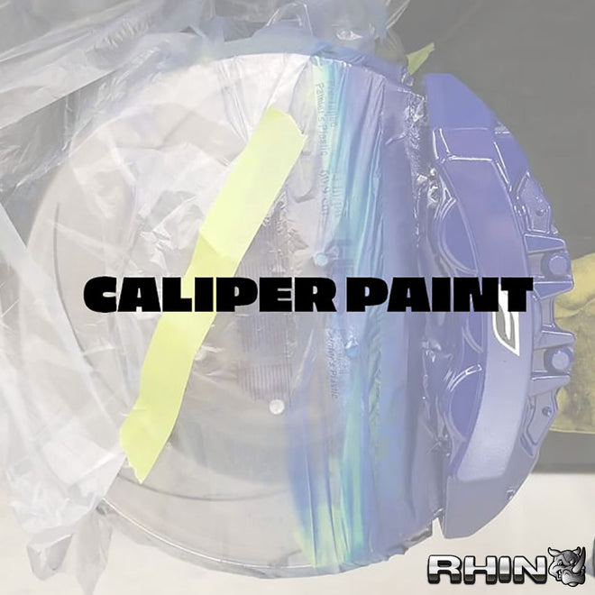 Custom Ceramic Caliper Painting