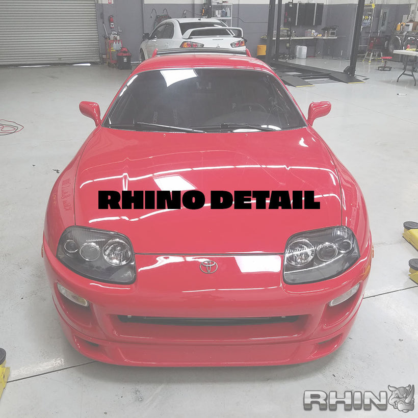Rhino Detailing - Single Stage Polish