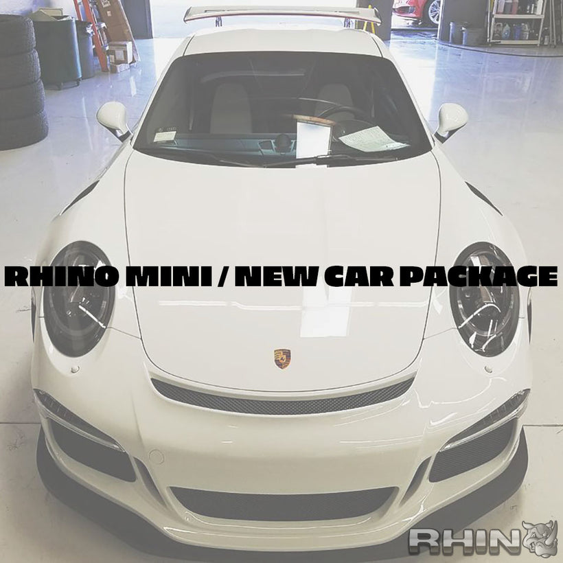Rhino Mini/New Car Package