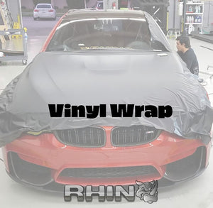 Vinyl Wrap & Custom Decal