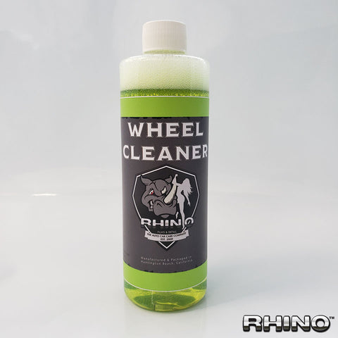RHINO Wheel Cleaner - pH Balance & Color Active 16fl. oz.