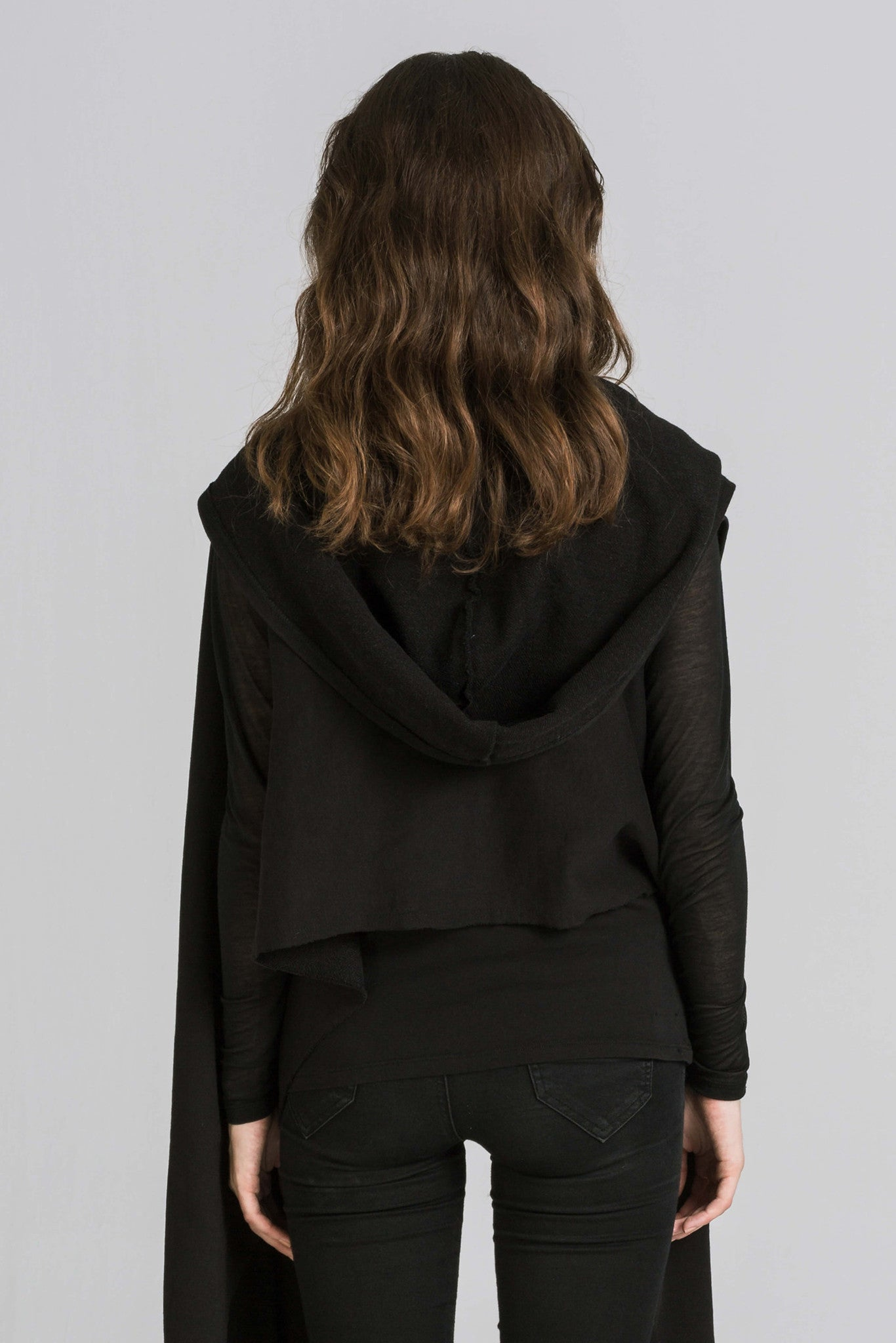 SHELTER BLACK SWEAT