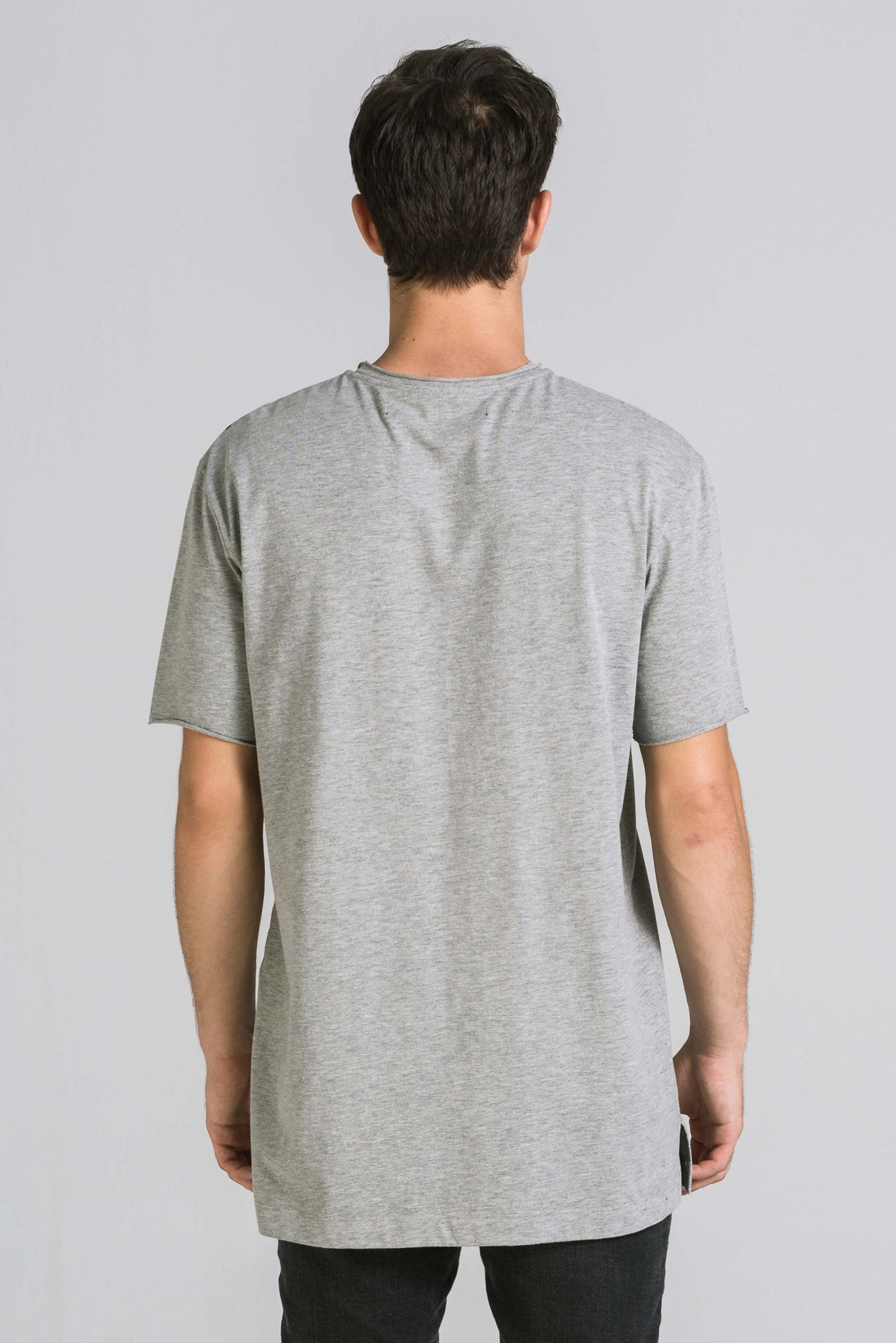 ALWAYS GREY TEE