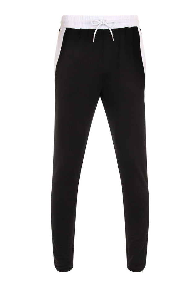 Signature Core Range Joggers - Black