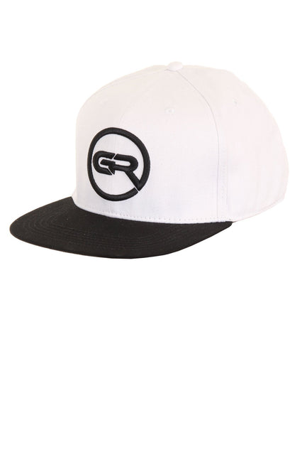 Urban Range Black & White SnapBack