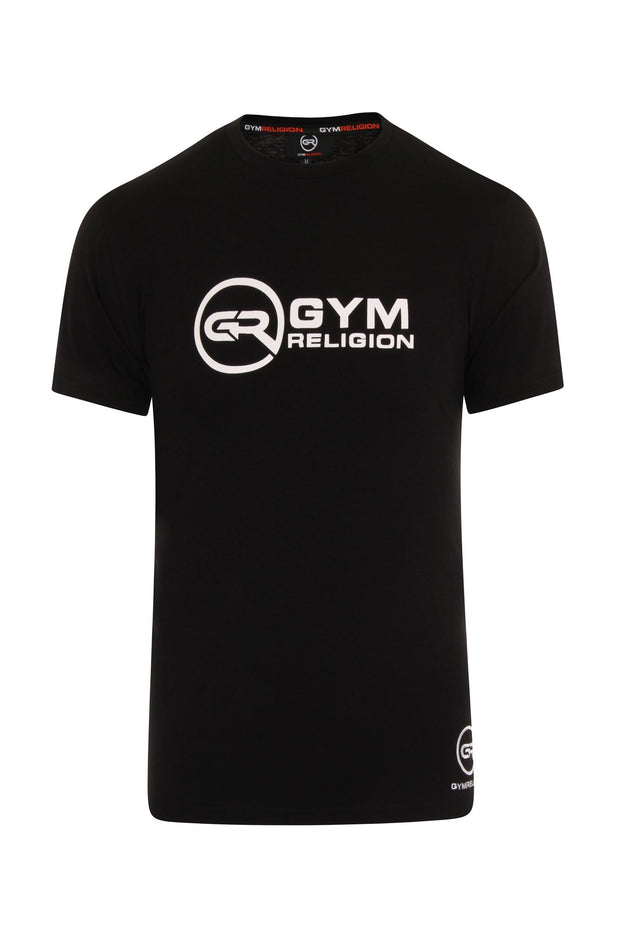Signature Core Range T-Shirt - Black