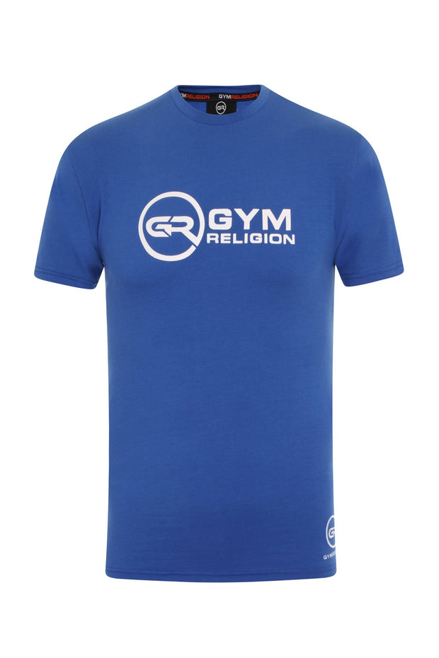 Signature Core Range T-Shirt - Blue