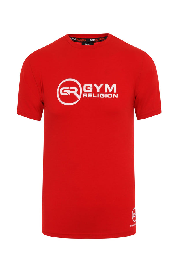 Signature Core Range T-Shirt - Red