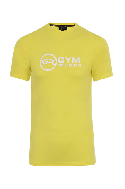 Signature Core Range T-Shirt - Yellow