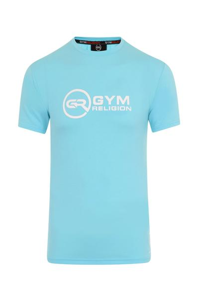 Signature Core Range T-Shirt - Aqua