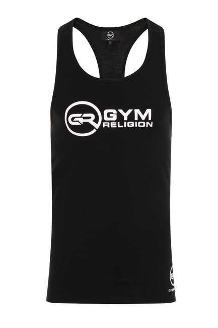 Signature Core Range Stringer Vest - Black