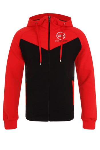 Signature Core Range Jacket - Red & Black