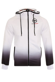 Urban Range White/Black Gradient Jacket