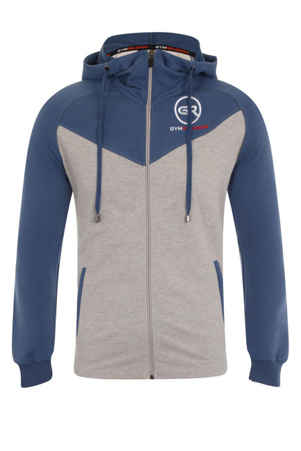 Signature Core Range Jacket - Blue & Grey