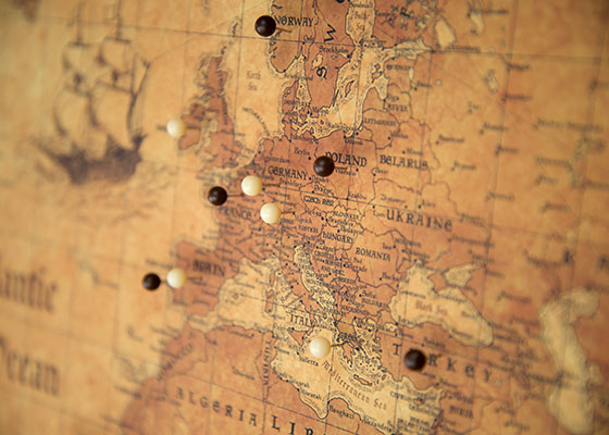 World Travel Map Pin Board wPush Pins Golden Aged Conquest Maps – Travel Map Pin Board