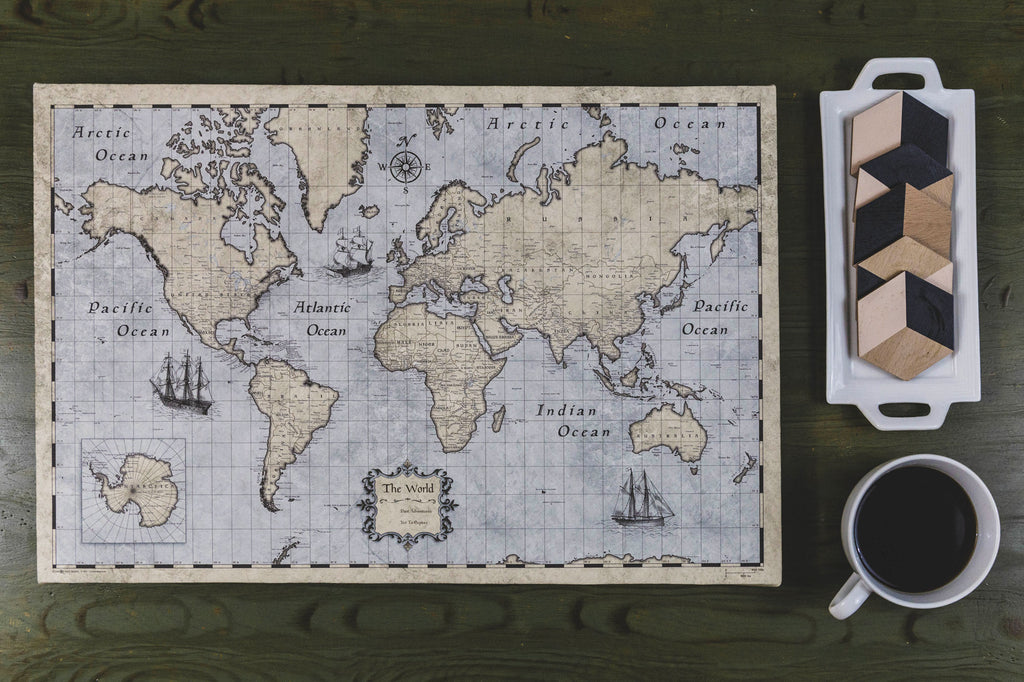 rustic-vintage-world-map