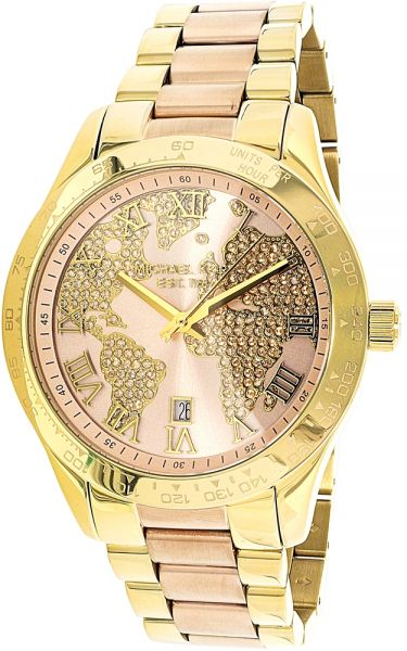 World Map Watch Michael Kors.The Ultimate Holiday Gift Guide For Travelers