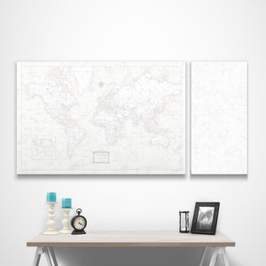 Classic Marble  Complement Pin Board
