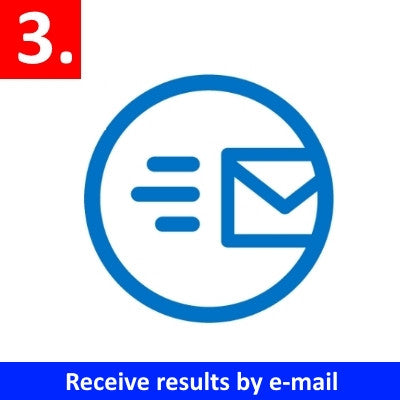 Result-email-drug-test-london