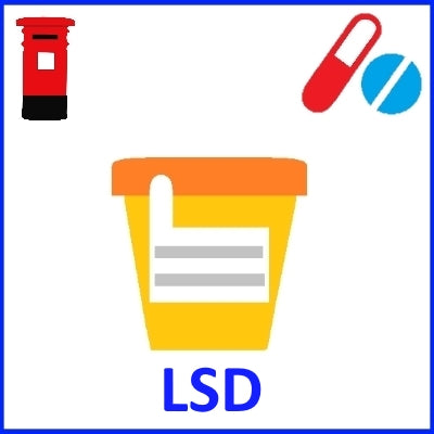 LSD Test (Urine) - Self-Collect and Post