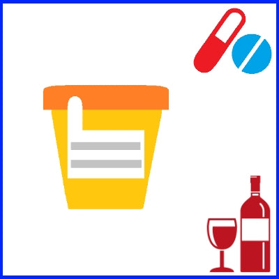 Urine Drug and Alcohol Test