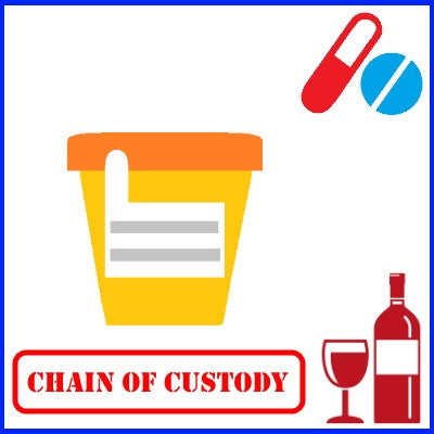 Urine Drug Test WITH Chain of Custody