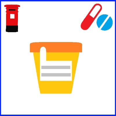 Urine Drug Test - Self-Collect and Post