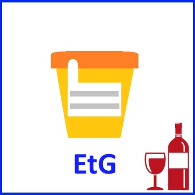 Urine EtG Test (Ethyl Glucuronide)