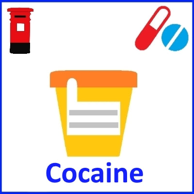 Cocaine Test (Urine) - Self-Collect and Post