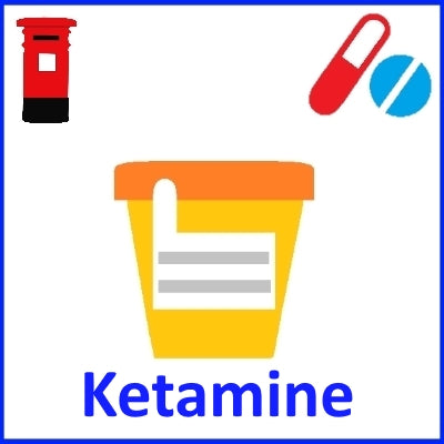 Ketamine Test (Urine) - Self-Collect and Post
