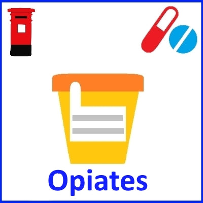 Opiate Test (Urine) - Self-Collect and Post