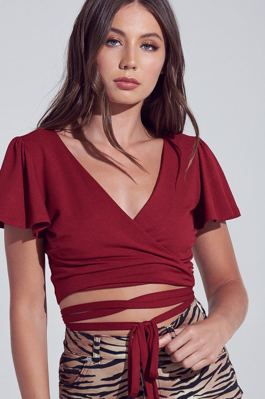 Hailey Wrap Crop (4171887640715)