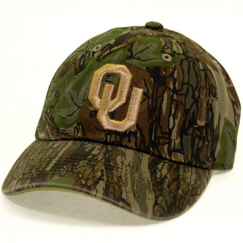 University of Oklahoma Sooners Camouflage Cap