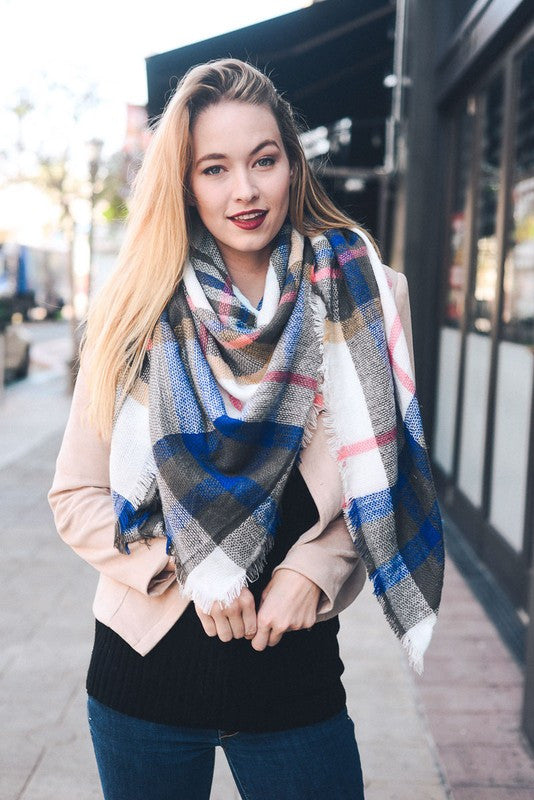 Lost Boy Blanket Scarf