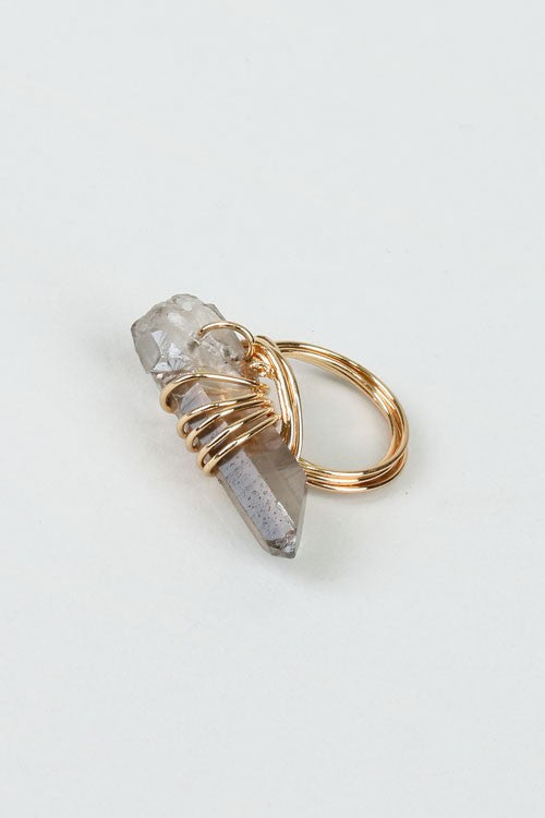 Riley Quartz Ring