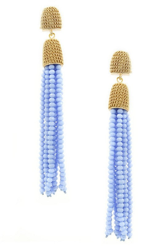 Emma Tassel Earrings (9263102864)