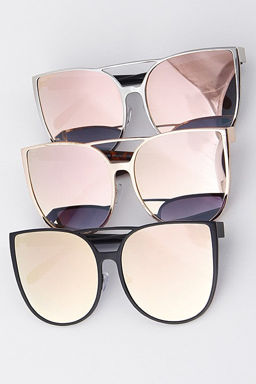Draper Blush Sunnies
