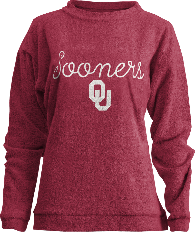 Sooners Comfy Terry