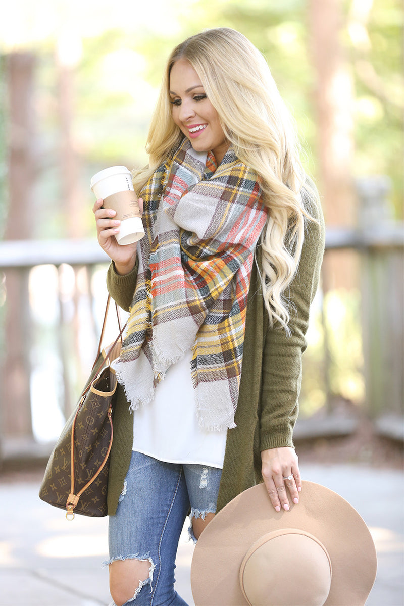 Sible Blanket Scarf (7853722960)