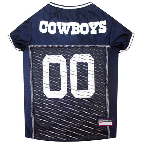 Dallas Cowboy Dog Mesh Jersey