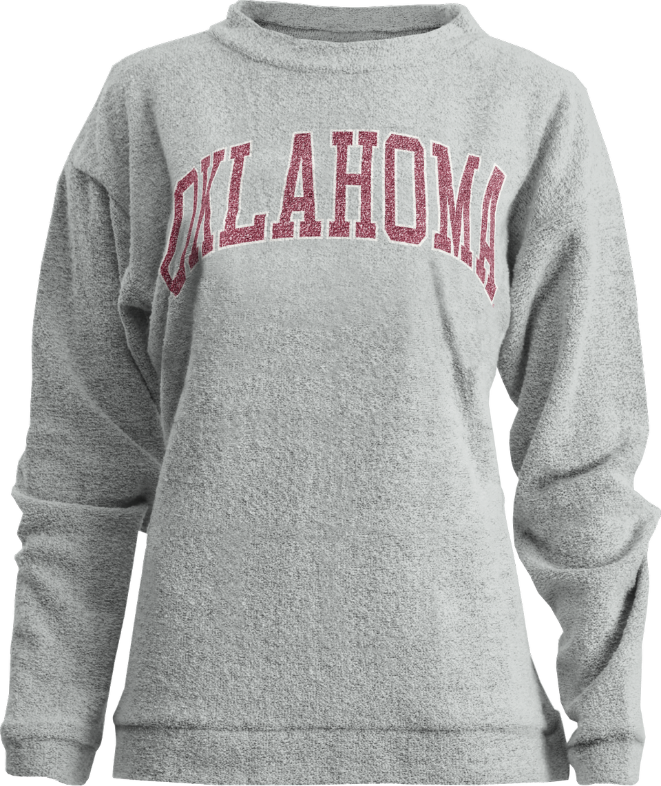 Oklahoma French Terry Fleece (806132416572)