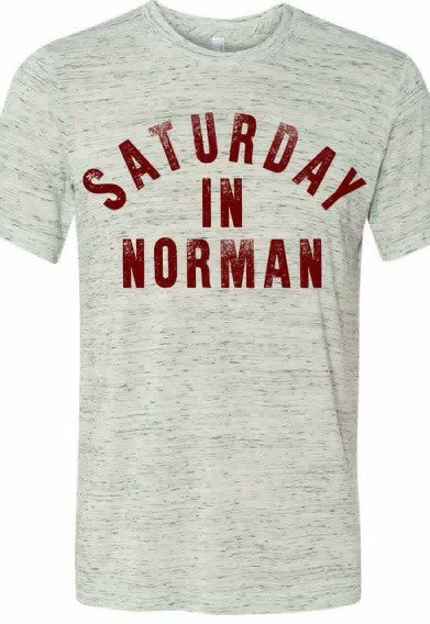 Saturday in Norman (Crew)
