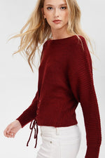 Lola Front Lace Sweater (55357538320)