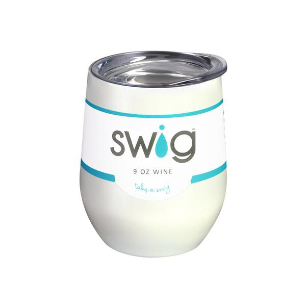 Swig 9oz Stemless Wine Cup