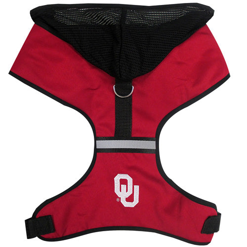University of Oklahoma Sooners Dog Harness