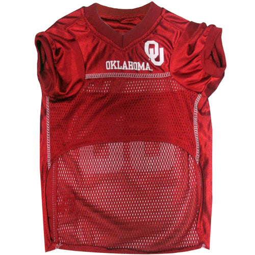 University of Oklahoma Sooners Dog Mesh Jersey