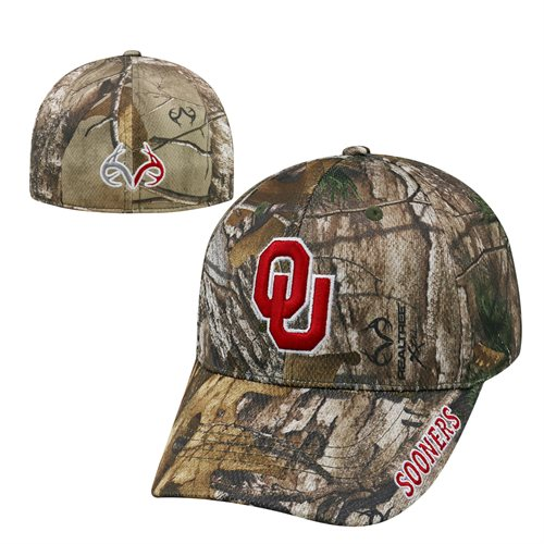 OKLAHOMA CAMO REAL TREE (26797768720)