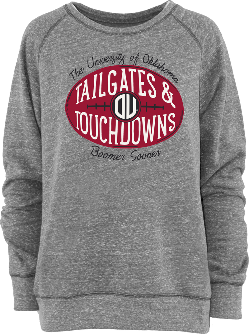 Tailgates and Touchdowns Knobi Fleece (808292057148)